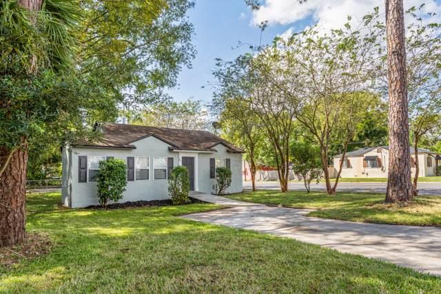 4856 Palmer Ave, Jacksonville, FL 32210 (MLS #1019458) :: Noah Bailey Group