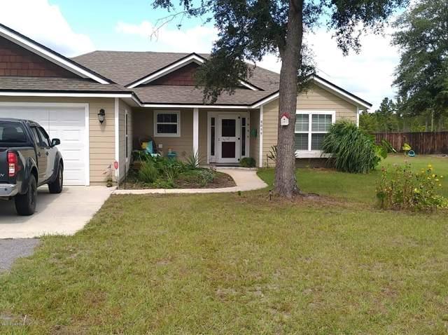 8059 Odis Yarborough Rd, Glen St. Mary, FL 32040 (MLS #1019465) :: CrossView Realty