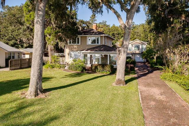 832 River Rd, Orange Park, FL 32073 (MLS #1019577) :: Noah Bailey Group