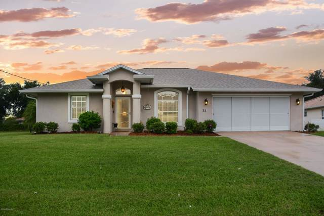 21 Farmsworth Dr, Palm Coast, FL 32137 (MLS #1019579) :: Berkshire Hathaway HomeServices Chaplin Williams Realty