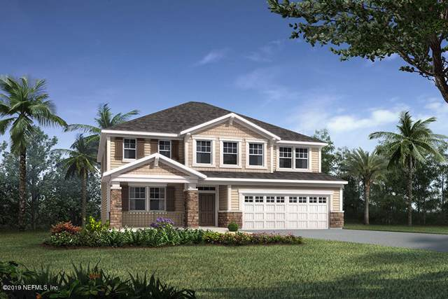 742 Brambly Vine Dr, St Johns, FL 32259 (MLS #1019589) :: Noah Bailey Group