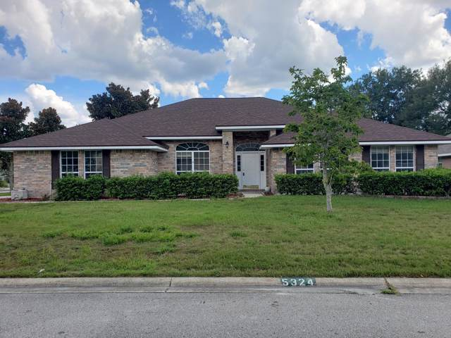 5324 Vivera Ln, Jacksonville, FL 32244 (MLS #1019599) :: The Every Corner Team | RE/MAX Watermarke