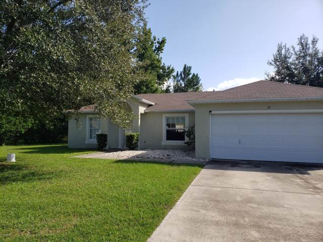26 Lansing Ln, Palm Coast, FL 32137 (MLS #1019610) :: 97Park