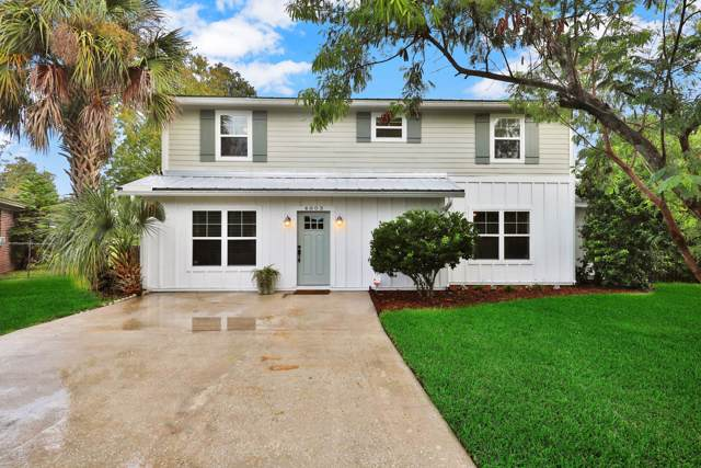 4003 Coquina Dr, Jacksonville, FL 32250 (MLS #1019644) :: The Hanley Home Team