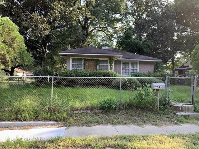 2040 W 17TH St, Jacksonville, FL 32209 (MLS #1019649) :: Berkshire Hathaway HomeServices Chaplin Williams Realty