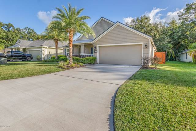 105 Shady Bluff Ct, St Augustine, FL 32084 (MLS #1019744) :: The Hanley Home Team