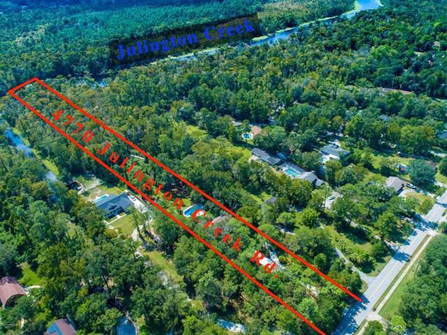 4770 Julington Creek Rd, Jacksonville, FL 32258 (MLS #1019748) :: CrossView Realty