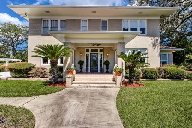 3903 St Johns Ave, Jacksonville, FL 32205 (MLS #1019787) :: Memory Hopkins Real Estate