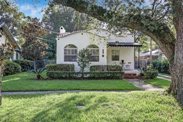 1272 Belvedere Ave, Jacksonville, FL 32205 (MLS #1019863) :: The Hanley Home Team