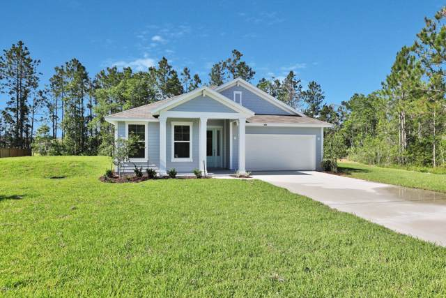 345 Crystal Lake Dr, St Augustine, FL 32084 (MLS #1019909) :: Berkshire Hathaway HomeServices Chaplin Williams Realty