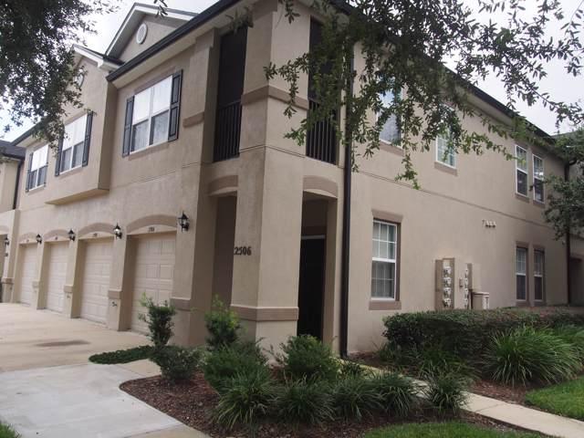 12301 Kernan Forest Blvd #2508, Jacksonville, FL 32225 (MLS #1019941) :: Noah Bailey Group