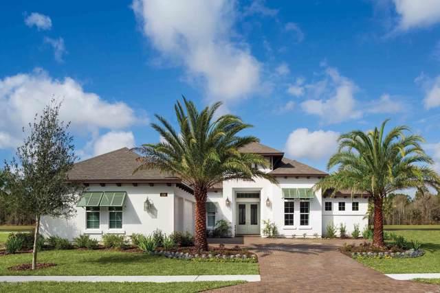 35 San Cristobal Ct, St Augustine, FL 32095 (MLS #1020016) :: Memory Hopkins Real Estate