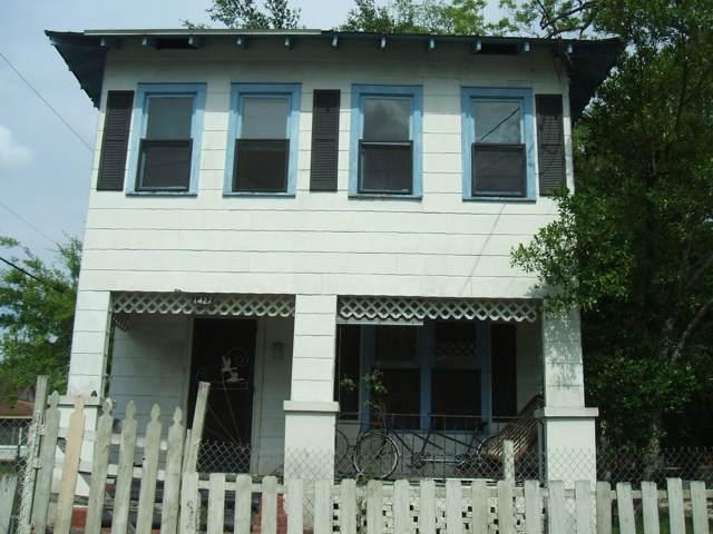 1427 Eaverson St, Jacksonville, FL 32209 (MLS #1020045) :: The Every Corner Team | RE/MAX Watermarke