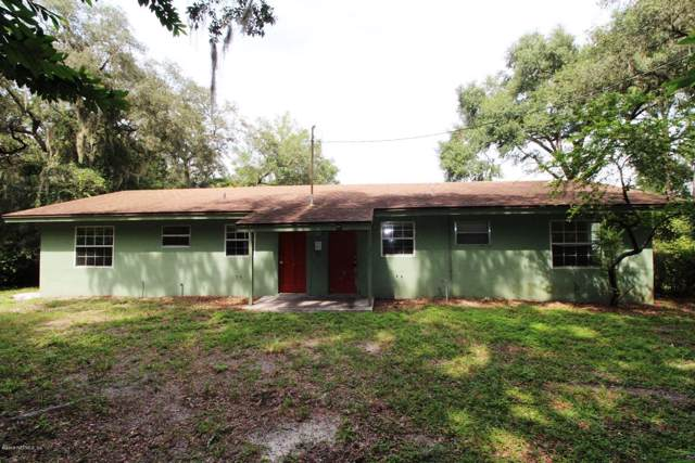 151 Depot Rd, Hawthorne, FL 32640 (MLS #1020071) :: EXIT Real Estate Gallery