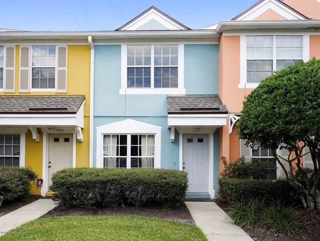 12311 Kensington Lakes Dr #505, Jacksonville, FL 32246 (MLS #1020077) :: Noah Bailey Group