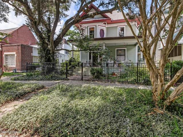 215 E 6TH St, Jacksonville, FL 32206 (MLS #1020212) :: CrossView Realty