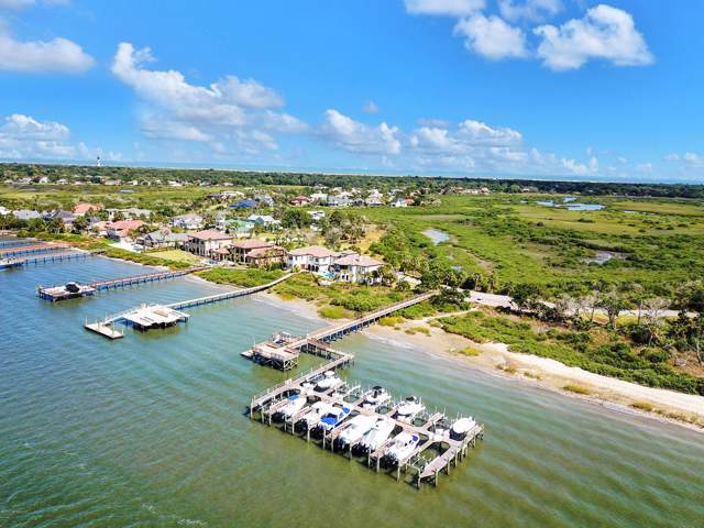 107 Fiddler Crab With Boat Slip #6 Ln, St Augustine, FL 32080 (MLS #1020419) :: The Hanley Home Team
