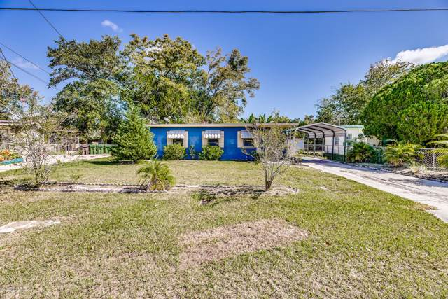 12 Rollins Ave, St Augustine, FL 32084 (MLS #1020438) :: Berkshire Hathaway HomeServices Chaplin Williams Realty