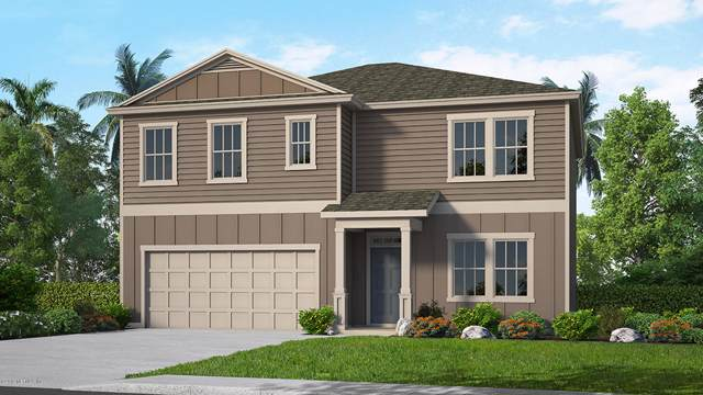 2974 Sunrise Creek Rd, GREEN COVE SPRINGS, FL 32043 (MLS #1020464) :: The Hanley Home Team