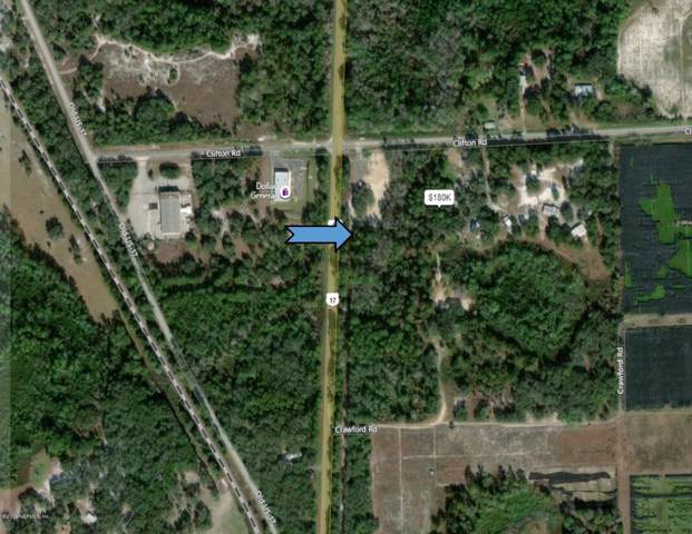 0 Us-17, Crescent City, FL 32112 (MLS #1020504) :: CrossView Realty