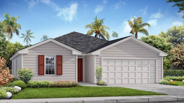 3554 Derby Forest Dr, GREEN COVE SPRINGS, FL 32043 (MLS #1020523) :: EXIT Real Estate Gallery
