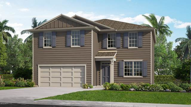 3553 Derby Forest Dr, GREEN COVE SPRINGS, FL 32043 (MLS #1020525) :: EXIT Real Estate Gallery