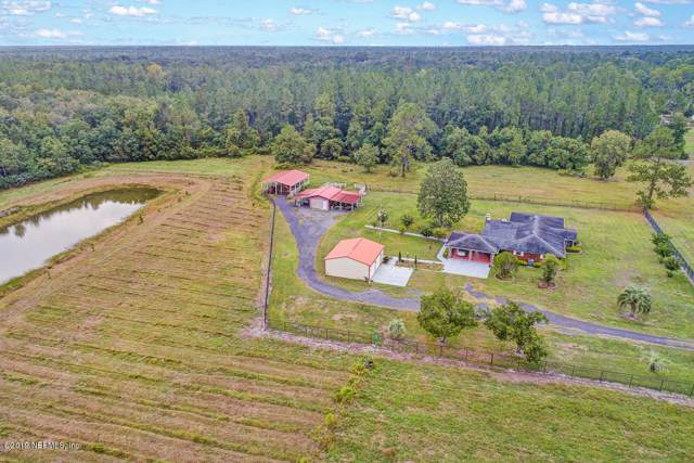 6400 Horseshoe Cir W, Bryceville, FL 32009 (MLS #1020553) :: Ancient City Real Estate