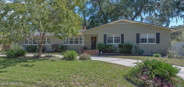 1356 San Amaro Rd, Jacksonville, FL 32207 (MLS #1020605) :: Oceanic Properties