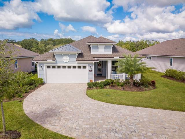 17 Perfect Dr, St Augustine, FL 32092 (MLS #1020664) :: Memory Hopkins Real Estate
