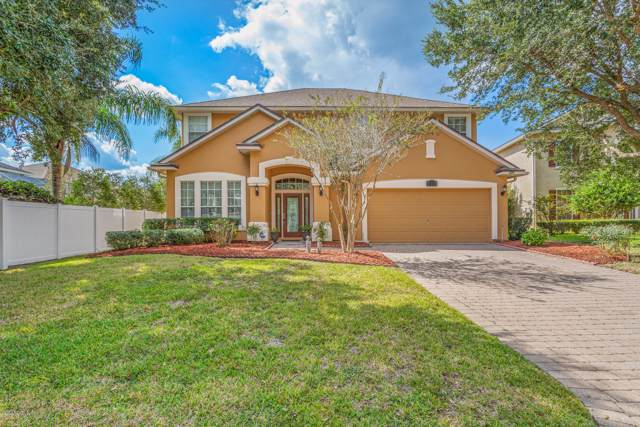 370 Hollygate Ln, Orange Park, FL 32065 (MLS #1020809) :: Sieva Realty