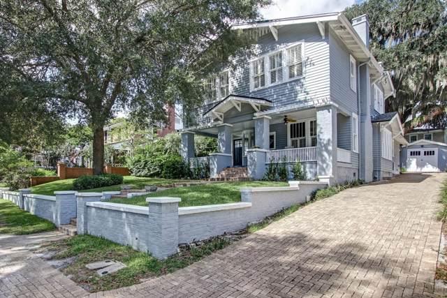 3557 Hedrick St, Jacksonville, FL 32205 (MLS #1020870) :: EXIT Real Estate Gallery