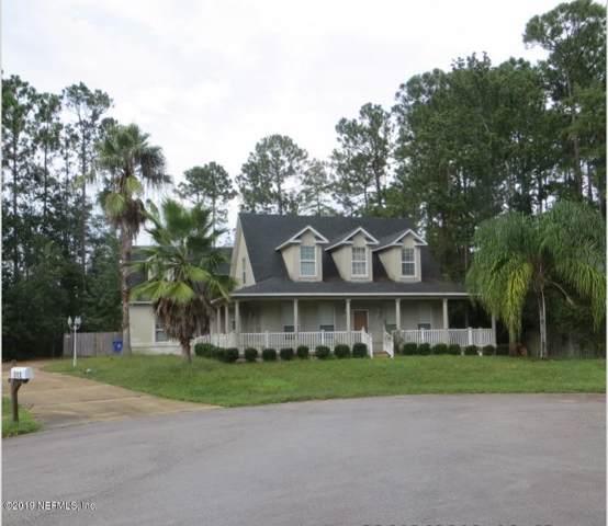 313 Elza Ln, St Augustine, FL 32086 (MLS #1020921) :: Berkshire Hathaway HomeServices Chaplin Williams Realty