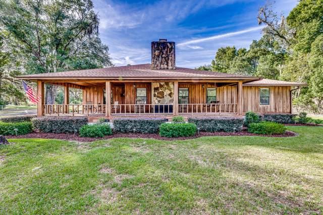 5954 George Hodges Rd, Macclenny, FL 32063 (MLS #1021074) :: Memory Hopkins Real Estate