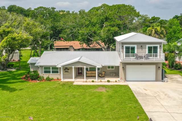 918 Shore Dr, St Augustine, FL 32086 (MLS #1021095) :: Ancient City Real Estate