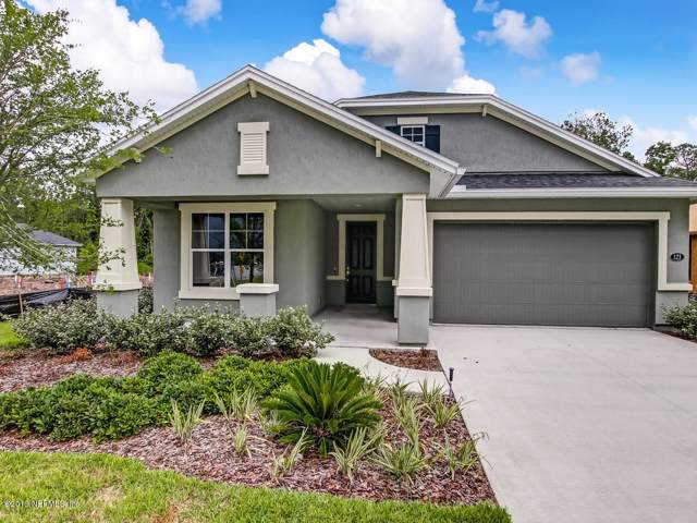 123 Orchard Ln, St Augustine, FL 32095 (MLS #1021221) :: Ancient City Real Estate