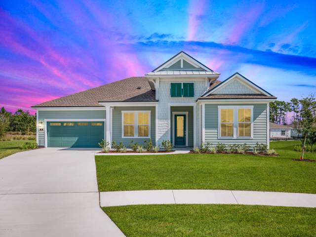 61 Lansing Ct, St Augustine, FL 32092 (MLS #1021271) :: The Hanley Home Team