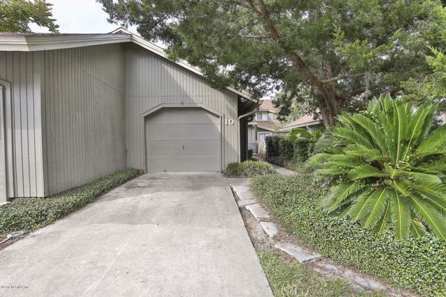 10 Turtleback Trl, Ponte Vedra Beach, FL 32082 (MLS #1021292) :: Keller Williams Realty Atlantic Partners