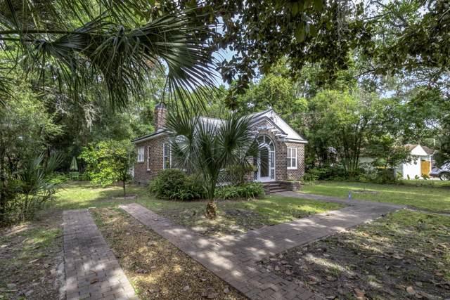 1617 Glendale St, Jacksonville, FL 32205 (MLS #1021312) :: Ancient City Real Estate