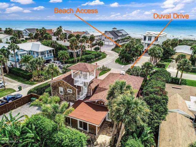 3704 Duval Dr, Jacksonville Beach, FL 32250 (MLS #1021378) :: Young & Volen | Ponte Vedra Club Realty