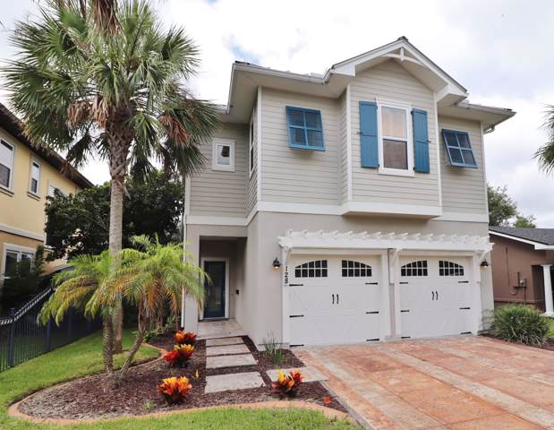 128 36TH Ave S, Jacksonville Beach, FL 32250 (MLS #1021429) :: The Every Corner Team | RE/MAX Watermarke