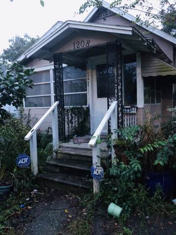 1208 Ida St, Jacksonville, FL 32208 (MLS #1021466) :: Noah Bailey Group