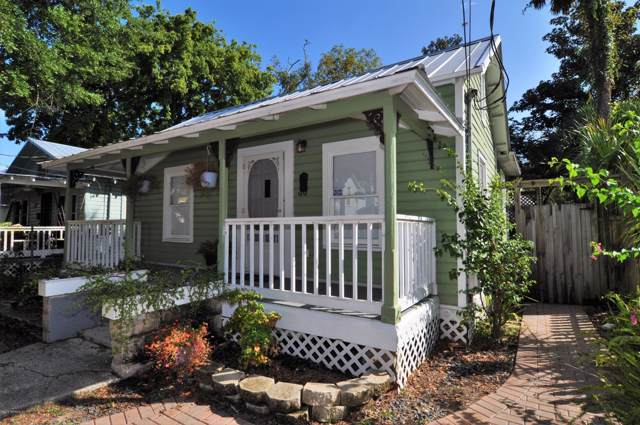 71 Dumas St, St Augustine, FL 32084 (MLS #1021493) :: Ancient City Real Estate