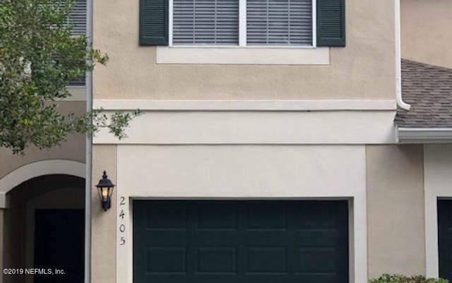 7990 Baymeadows Rd E#2405, Jacksonville, FL 32256 (MLS #1021587) :: Memory Hopkins Real Estate