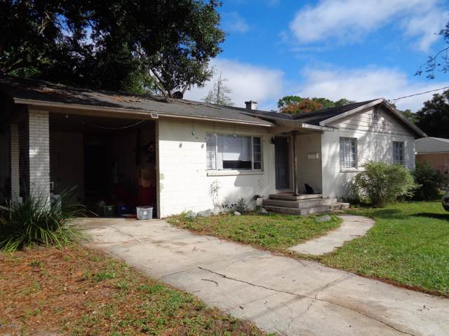 8421 Jacinto St, Jacksonville, FL 32211 (MLS #1021659) :: Berkshire Hathaway HomeServices Chaplin Williams Realty