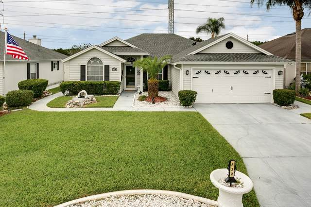 832 Bucks Harbor Dr W, Jacksonville, FL 32225 (MLS #1021698) :: Noah Bailey Group
