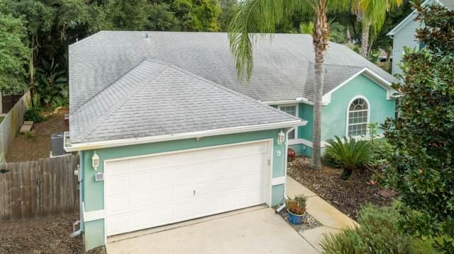 9 Beach St, St Augustine, FL 32080 (MLS #1021843) :: Military Realty