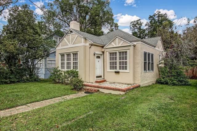 1427 Dancy St, Jacksonville, FL 32205 (MLS #1021881) :: Berkshire Hathaway HomeServices Chaplin Williams Realty
