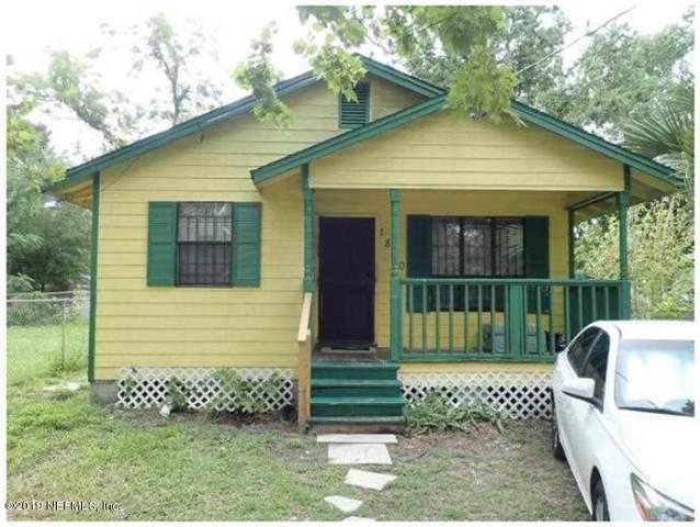 1870 Hartridge St, Jacksonville, FL 32209 (MLS #1021884) :: Memory Hopkins Real Estate