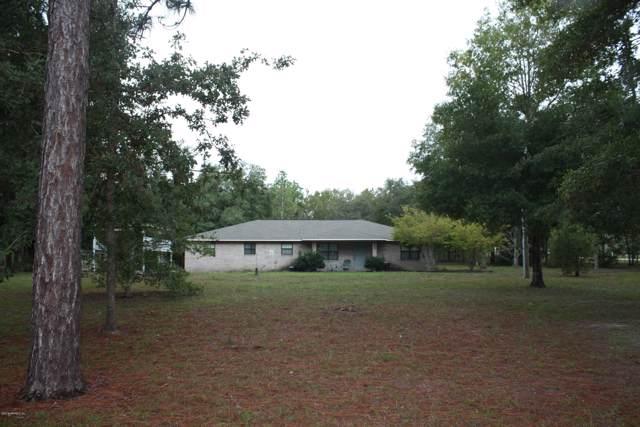 670 SE 52ND St, Keystone Heights, FL 32656 (MLS #1021904) :: Berkshire Hathaway HomeServices Chaplin Williams Realty