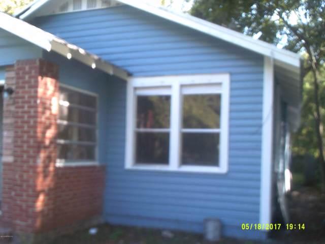 1412 24TH St, Jacksonville, FL 32209 (MLS #1021983) :: Noah Bailey Group